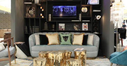 The Best Sofas Exhibitors at Decorex 2018
