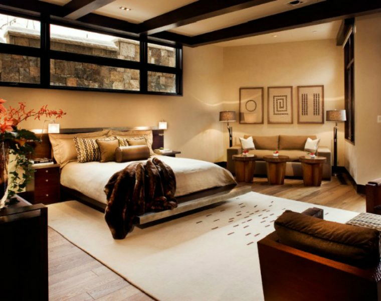 Top 15 - Master Bedrooms Enhanced with Modern Sofas
