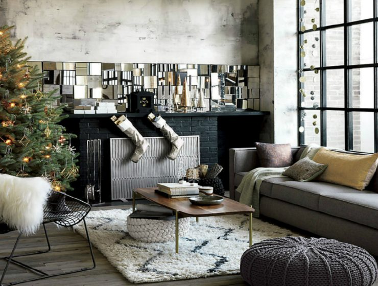 Modern Sofas Colors for your Christmas Decor