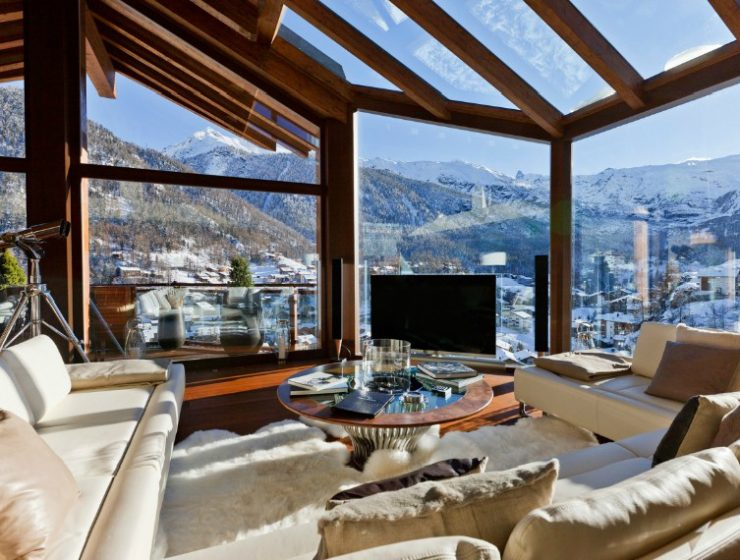 Top 15 Living Room Chalets to Inspire You