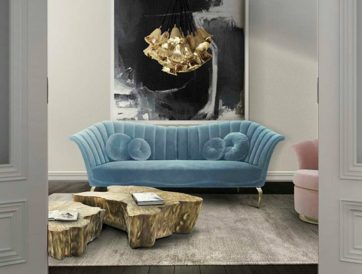 Luxury Sofas for Your Living Room Set