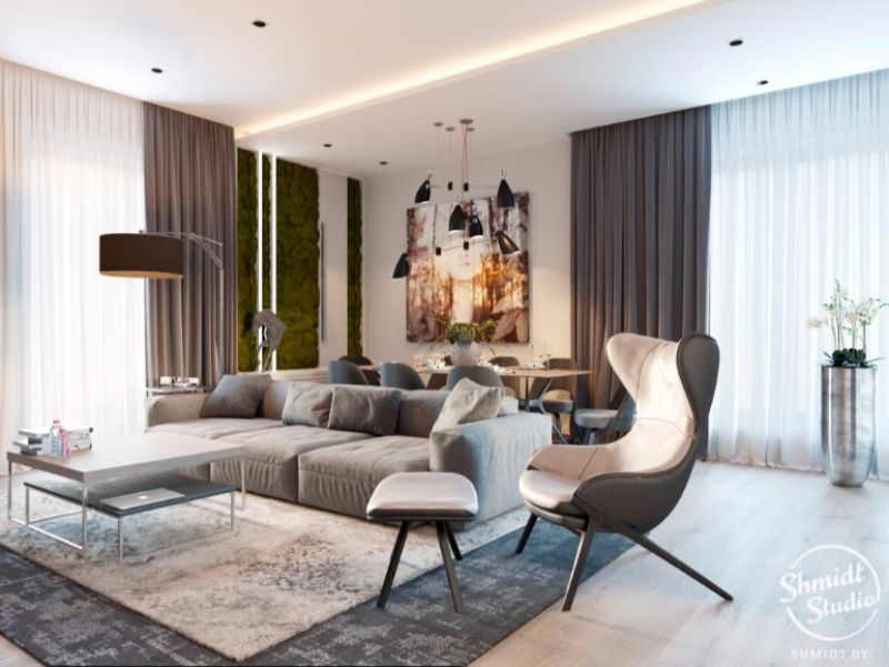 Living Room Ideas, BRABBU, Luxury Brands, Modern Sofas Blog, Craftsmanship, Interior Design, Covet Group, Lighting, Upholstery, Rugs, mid-century, Modern living room ideas Living Room Ideas by Covet Group Living Room Ideas by Covet Group15