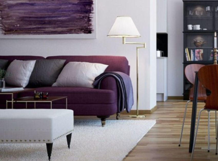 10 Ideas With Purple Sofas That Will Light Up Your Home purple sofas 10 Ideas With Purple Sofas That Will Light Up Your Home 10 Ideas With Purple Sofas That Will Light Up Your Home 2