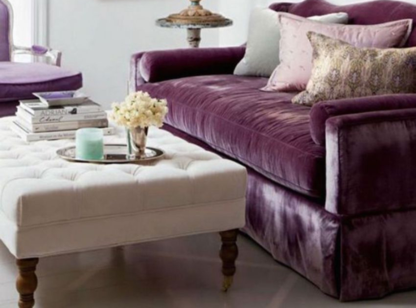 10 Ideas With Purple Sofas That Will Light Up Your Home purple sofas 10 Ideas With Purple Sofas That Will Light Up Your Home 10 Ideas With Purple Sofas That Will Light Up Your Home2 2