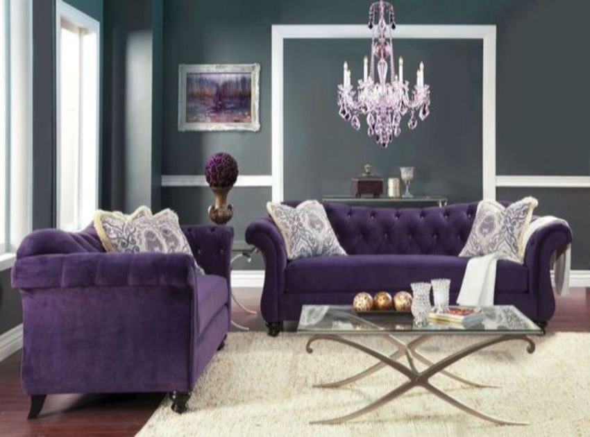 10 Ideas With Purple Sofas That Will Light Up Your Home purple sofas 10 Ideas With Purple Sofas That Will Light Up Your Home 10 Ideas With Purple Sofas That Will Light Up Your Home5 2