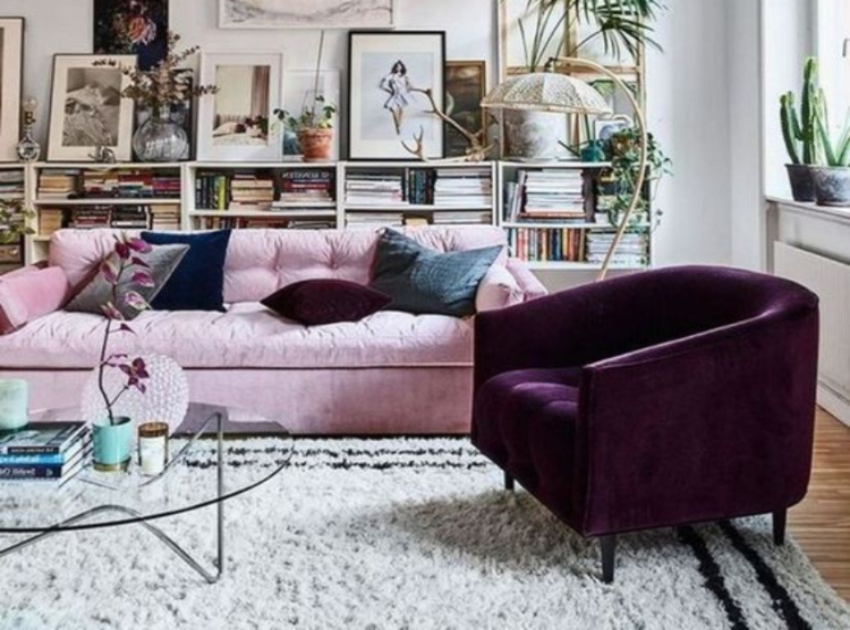 10 Ideas With Purple Sofas That Will Light Up Your Home purple sofas 10 Ideas With Purple Sofas That Will Light Up Your Home 10 Ideas With Purple Sofas That Will Light Up Your Home6 2