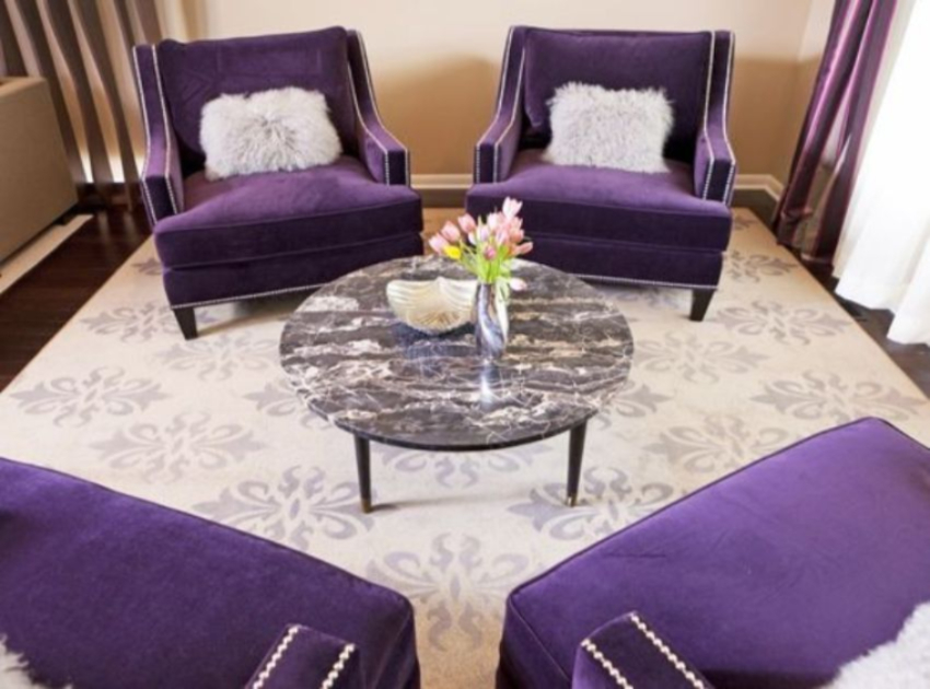 10 Ideas With Purple Sofas That Will Light Up Your Home purple sofas 10 Ideas With Purple Sofas That Will Light Up Your Home 10 Ideas With Purple Sofas That Will Light Up Your Home7 1