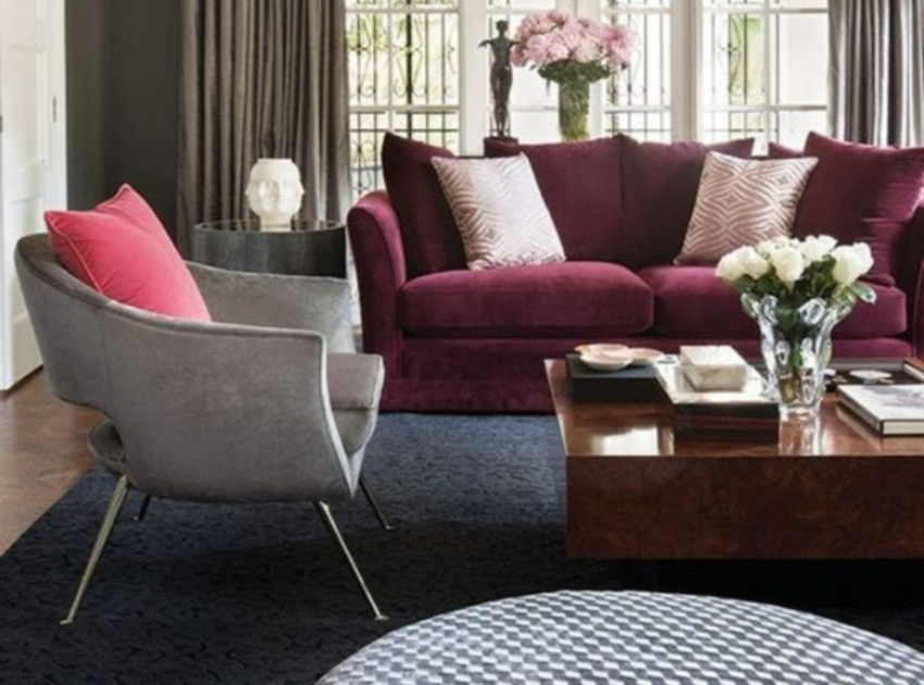 10 Ideas With Purple Sofas That Will Light Up Your Home purple sofas 10 Ideas With Purple Sofas That Will Light Up Your Home 10 Ideas With Purple Sofas That Will Light Up Your Home8 1